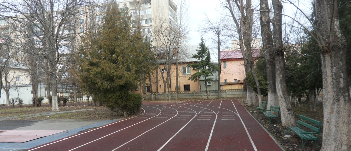 Pista atletism Scoala 190